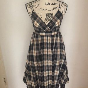 Vintage JCrew madras sundress